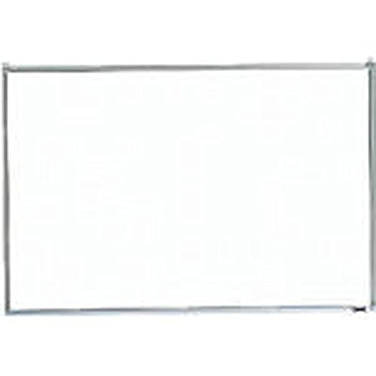 地獄一見他の場所TRUSCO(トラスコ) スチール製ホワイトボード 白暗線入 900×1800 GH-102A