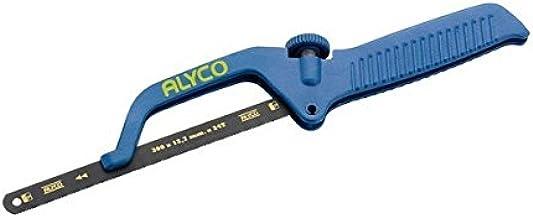 Alyco 144000 144000-Mini Arco de Sierra 230 mm