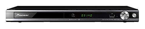 Pioneer ブルーレイディスクプレーヤー アップスケーリング/音声付き早見・遅見再生機能搭載 ブラック BDP-...