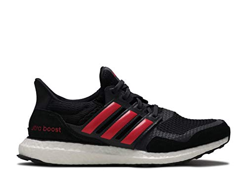 adidas Womens Ultraboost S&L Running Shoes Black/Red