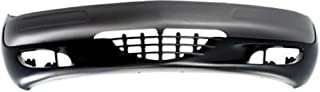 CPP Primed Front Bumper Cover Replacement for 2001-2005 Chrysler PT Cruiser