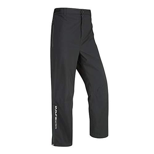 Stuburt Evolve Extreme Pantalon de Golf imperméable pour Homme L Noir