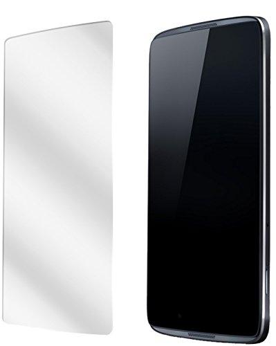 dipos I 2X Schutzfolie klar kompatibel mit Alcatel One Touch Idol 3 (4,7 Zoll) Folie Bildschirmschutzfolie