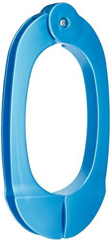 東和産業 布団ばさみ ブルー 約13.8×3×26.5cm EL2 2個入 3個セット
