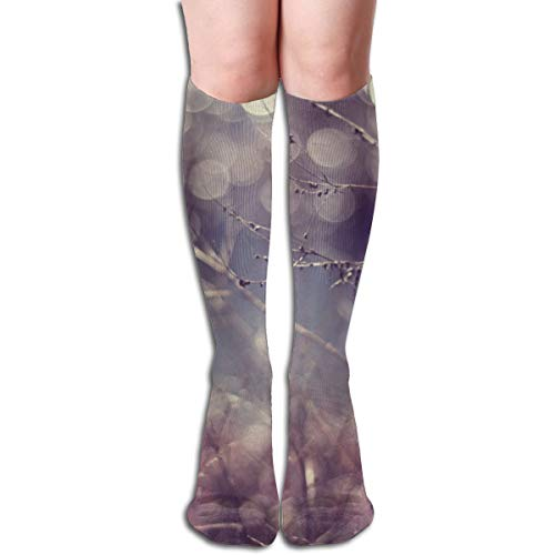 Waking Dreams Comfortable Adult Knee High Sock Gym Outdoor Socks 50cm 19.7inch
