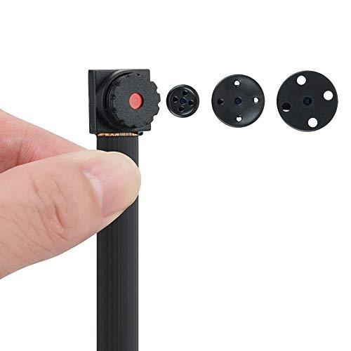 Wiseup 16GB 1920x1080P HD Hidden Camera Button Mini DV Camcorder Motion Detection Security DVR Video Recorder