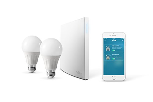 Wink Bright Smart Home lighting starter kit