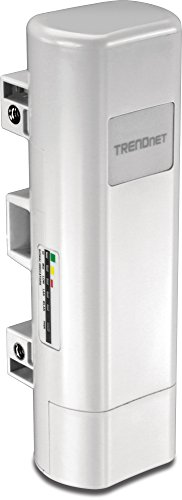 TRENDnet 13 dBi Outdoor PoE Access Point, 5 GHz, N300, IP55, Proprietary PoE, TEW-734APO,White