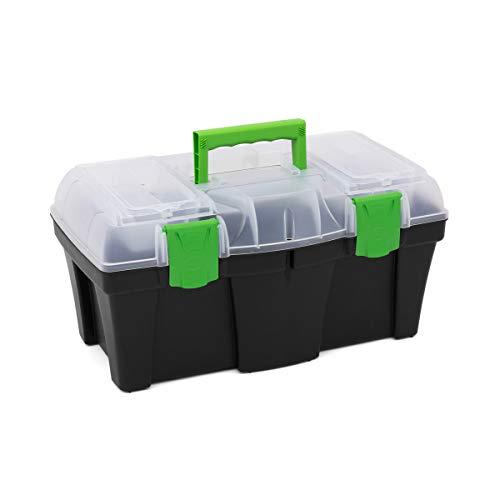 Werkzeugkoffer Materialkoffer Werkstattkoffer Werkstatttasche Traglast 11,5 kg