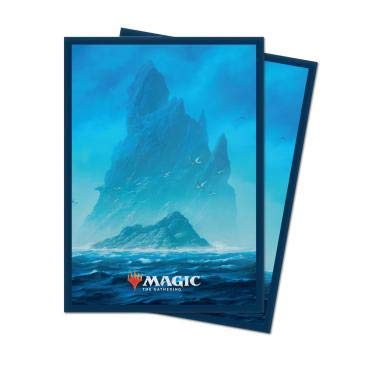 MTG Unstable John Avon Island Ultra Pro Printed Art Magic The Gathering Card Game 100ct Printed Art Card Sleeves