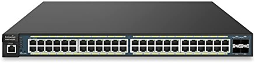 EnGenius 48-port GbE PoE AP Controller PoE.at 740W 2GbE 4SFP L2 19i, EWS7952FP (PoE.at 740W 2GbE 4SFP L2 19i Neutron Series)