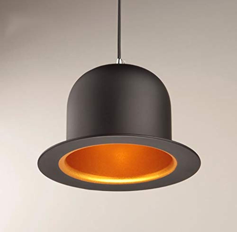 Kronleuchter, Lüster, Kronleuchter europisches Restaurant, Bar Gang Lichter Britische hat E27 Kreative Lampe (Effizienz  A) (Farbe  B)