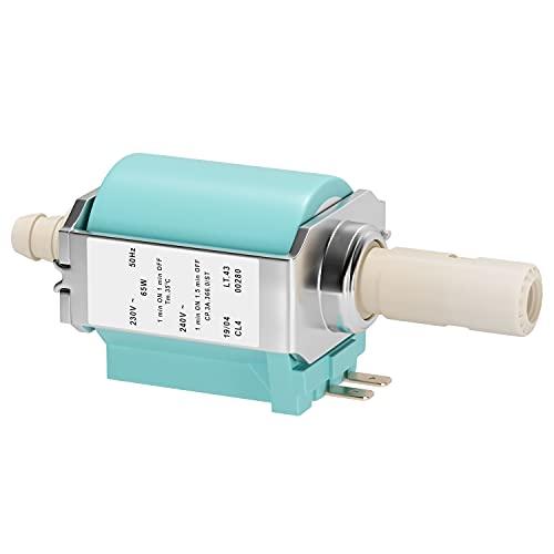 Bomba eléctrica ARS CP3 CP3A, repuesto para bomba de agua Jura 59394, 65 W, 230 V, cafetera Saeco Philips/Miele/AEG/Balay