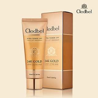 Cledbel 24K Gold Ultra Power Lifting Mask