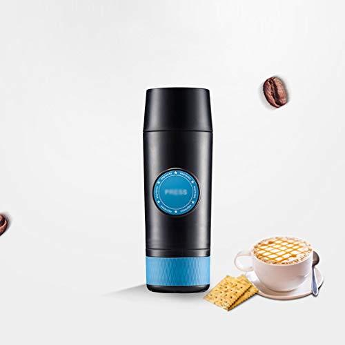 YWSZJ Mini portátil Cafetera Espresso Caliente y fría Extracción USB Que Hace...