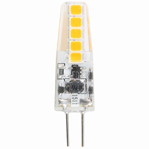 HEITRONIC 2W G4LED-Lampe, warm weiß, 12V AC