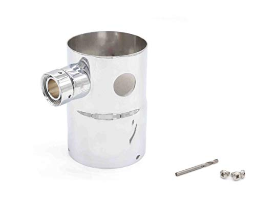 """K&B Draft Beer 3"""" Tower Tap Expansion Kits (1 Faucet to 2 Faucet Conversion, without Accessories)"""