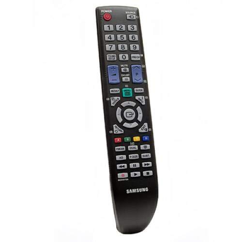 Samsung IR Fernbedienung BN59-01110A - Plasma, LCD, TV, HIFI, SAT - Schwarz