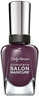 Sally Hansen Complete Salon Manicure Nail Color-7 Benefits in ONE Bottle! (Clean Slate)