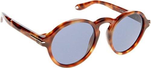 Givenchy GV 7001/S CD VMB 51 Montures de lunettes, Marron (Havana/Blue), Mixte Adulte