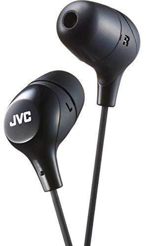 JVC Memory Foam Earbud Marshmallow Memory Foam Earbud Black (HAFX38B)