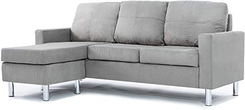 Modern Home Sofa Furniture Modern Sectional Grey