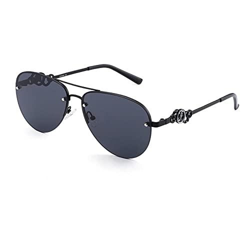 BAJIE Gafas de Sol Gafas de Sol Gafas de Mujer Gafas de Sol de conducción Espejo Rosa Lunette Soleil Femme