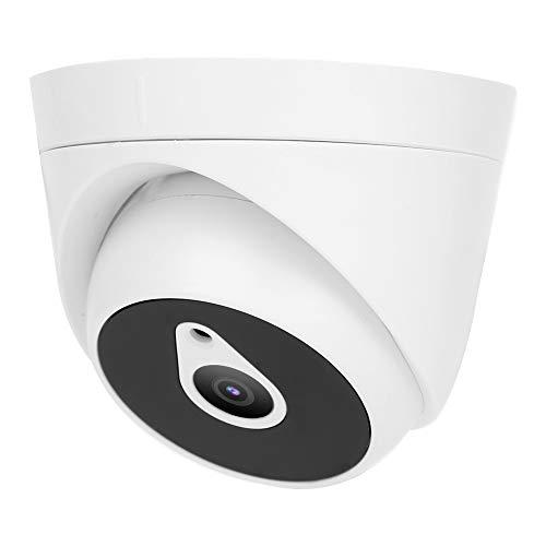 Cámara domo 1080P AHD, 5 MP 1080p AHD Cámara de vigilancia HD analógica coaxial PIR Visión nocturna por infrarrojos Detección de movimiento Interior IP66 Cámara domo de seguridad impermeable(EU)