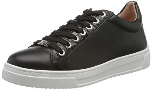Unisa Damen Franci_20_NF_CRW Sneaker, Schwarz (Black Black), 38 EU