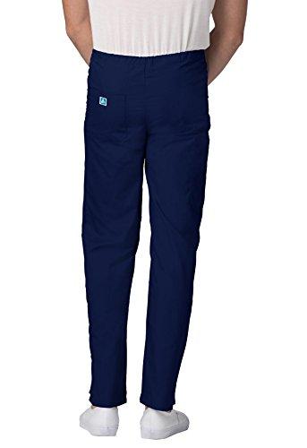 Medizinische Schrubb-hosen – Unisex Krankenhaus-uniformhose 504 Color NVY | Talla: M - 4