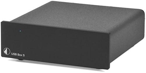 Pro-Ject USB Box S externe Soundkarte schwarz