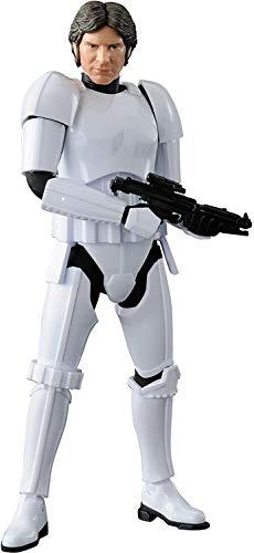 Bandai Star Wars Episode 4 New Hope Han Solo Storm Trooper Ver. 1/12 Scale Plastic Model Maqueta