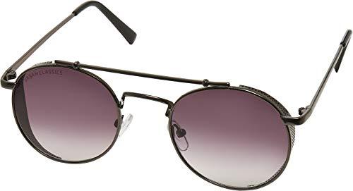 Urban Classics Sunglasses Chios Gafas, negro/negro, Talla única Unisex Adulto