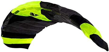 Wolkenstürmer Paraflex Trainer 3.1 Aile de Kitesurf - Aile de Traction - 3 Lignes cerf-Volant en complément Mountain Board