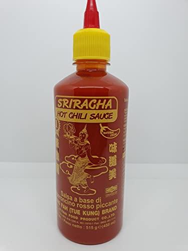 SAUCE SRIRACHA SPICY SAUCE 450ML