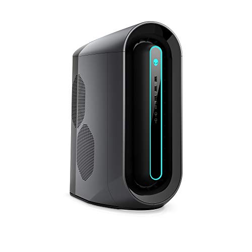 New Alienware Aurora R11 Gaming Desktop, Intel i7-10700KF, NVIDIA GeForce RTX 2080 Super 8GB GDDR6, 512GB SSD + 1TB SATA HDD, 16GB DDR4 XMP, Windows 10 Home, AWAUR11-7088BLK-PUS