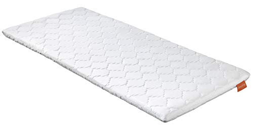 *sleepling 194357 Topper Komfortschaum 80 x 200 x 6 cm, weiß*