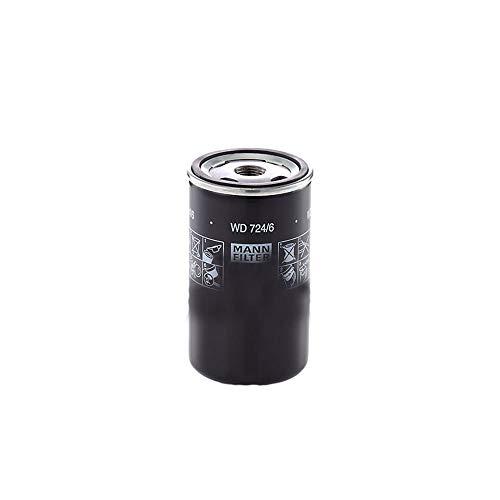 Original MANN-FILTER Ölfilter WD 724/6 – Hydraulikfilter – Für Nutzfahrzeuge