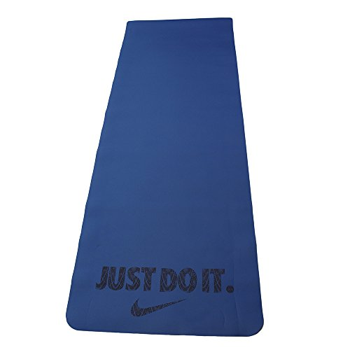 Nike Erwachsene JUST DO IT Yoga MAT 2.0 Yogamatte, Blue Jay/Binary Blue/Blue Jay, One Size
