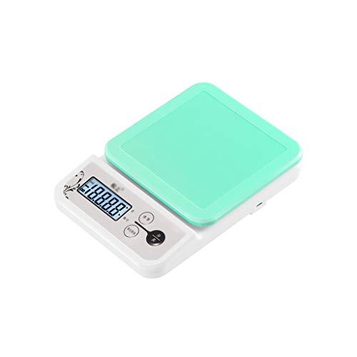 MENGQ Balanzas De Cocina Balanzas Digitales Balanza De Alimentos Balanzas De Cocción Electrónica Alimentos Que Pesan Carga USB (Size : 5kg)