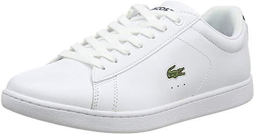 Lacoste Sport Carnaby EVO BL 1 SPW, Zapatillas para Mujer, Blanco (Wht), 39 EU