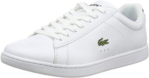 Lacoste Carnaby Evo BL 1 Spw Baskets Femmes, Blanc (Wht...