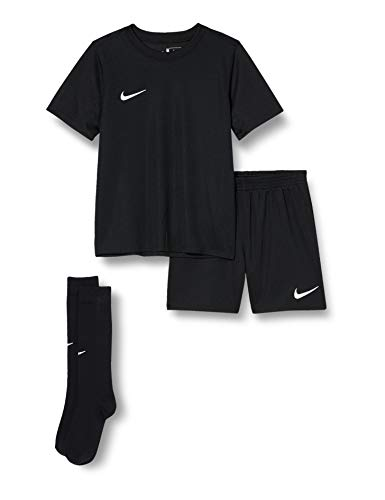 Nike Park, Kit Calcio Ragazzo, Black, XL