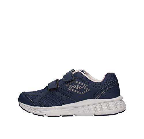 scarpe lotto uomo Lotto speedride 601 Sneaker con Strappo Blu 45