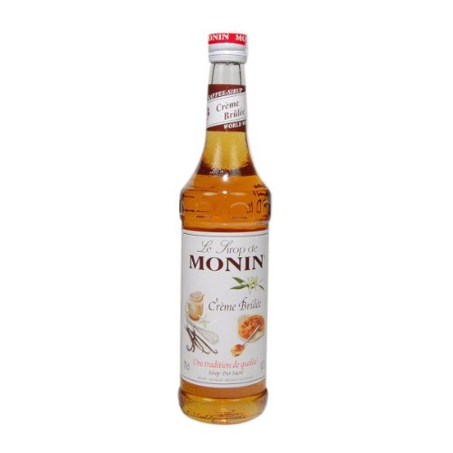 MONIN MONIN Sirup Creme Brulee - 1 x 700 ml
