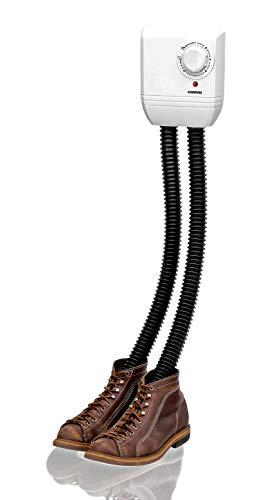 Asciugatrice Melissa per Scarpe, Stivali, Guanti con Timer da 0 a 120 minuti