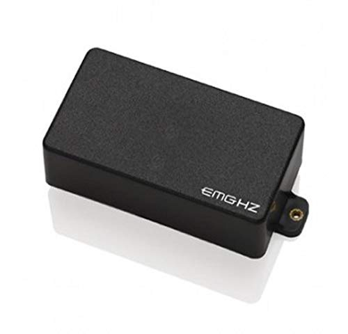 EMG H4 Passive Electric Guitar Humbucker Pickup, Black