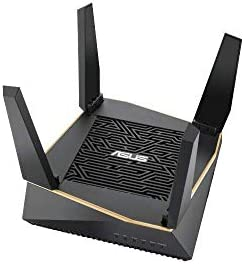 Asus RT-AX92U AX6100 Tri-Band WiFi 6 Mesh Router with 802.11ax