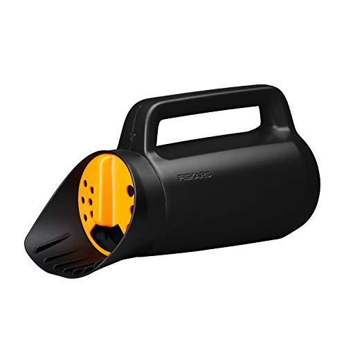 Fiskars Streuer, Solid, Länge: 30 cm, Gewicht: 286 g, Glasfaserverstärkter Kunststoff, Schwarz/Orange, 1057076