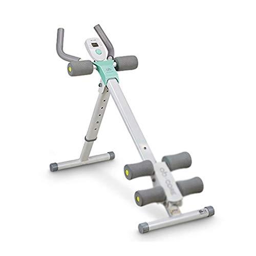 Equipment Indoorcycling Bikes Höhenverstellbarer AB-Trainer Bauchgang Ganzkörper Trainingsmaschine Taille Kern Toner Bein Oberschenkel Gesäß Shaper Mit LCD-Monitor (Color : C, Size : 50 * 80 * 110CM)
